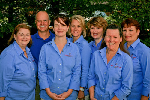 Innovative Dentistry Staff and Dentist